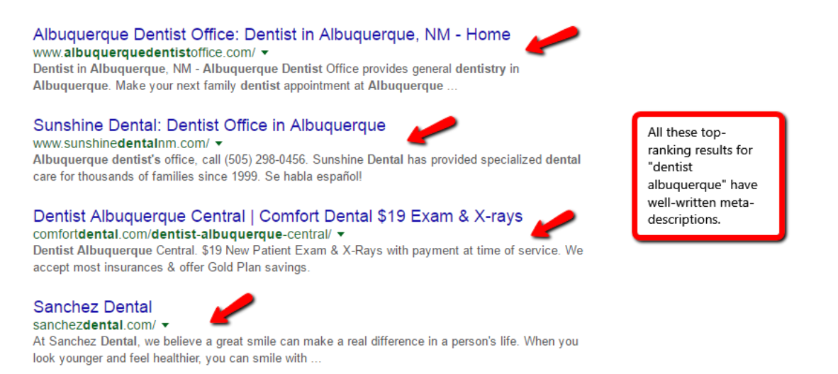 Dental Website SEO and Marketing Online