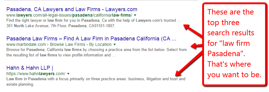 Online Marketing And Advertising for Law Firms